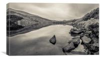 still waters, Canvas Print