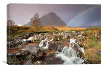 Approaching Storm (Rannoch Moor), Canvas Print