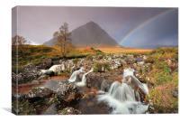 Approaching Storm (Rannoch Moor), Canvas Print