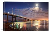 Kessock Bridge, Inverness, Canvas Print