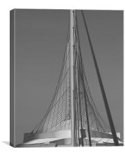 Milwaukee Art Museum, Canvas Print