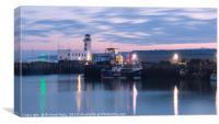 Scarborough Lighthouse, Canvas Print