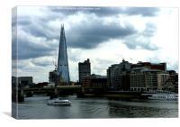 London Skyline. , Canvas Print