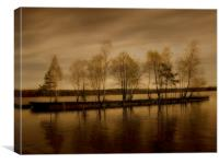 Iron Islands, Canvas Print