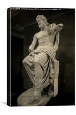 Zeus, Canvas Print