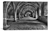 Arches, Canvas Print