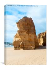 The Algarve, Canvas Print