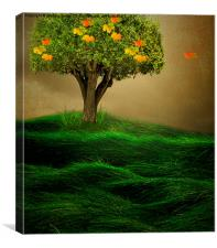 The Tree , Canvas Print