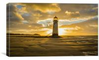 Backlit, Canvas Print