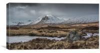 Highlands, Canvas Print