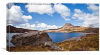 Stac Polly, Canvas Print