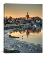 Maldon at Dust, Canvas Print