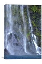 Stirling Falls, Canvas Print