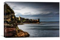 St Andrews Coastline, Canvas Print