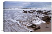 Hartland Point, Canvas Print