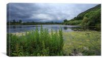 Duddingston Loch, Canvas Print