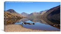 Wastwater #2, Canvas Print