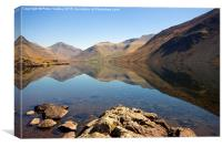 Wastwater #3, Canvas Print