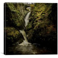 Aira Force Waterfall, Canvas Print