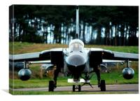 RAF Tornado , Canvas Print