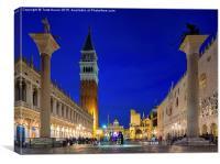 San Marco Venice, Canvas Print