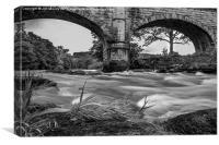 Bolton Abbey Bridge, Canvas Print