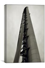 Glasgow Tower, Canvas Print