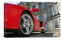 Ferrari Enzo, Canvas Print
