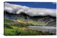 Snowdonia, Canvas Print