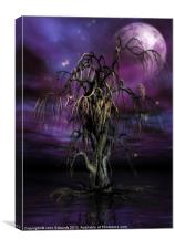 The Tree of Sawols, Canvas Print
