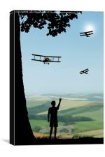 Childhood Dreams - The Flypast
