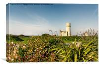 Old Hunstanton Lighthouse, North Norfolk, UK, Canvas Print