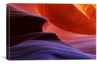 Antelope Canyon, Canvas Print