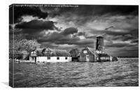 Storm Surge, Canvas Print