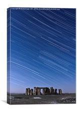 Stonehenge Startrails - 2