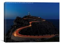 Cap de Formentor Lighthouse, Canvas Print
