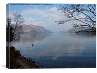 Lochness Scotland, Canvas Print