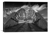 Hagg Bridge, Canvas Print