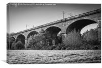 Viaduct No3, Canvas Print