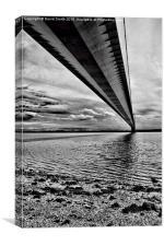 A Bridge Too Far, Canvas Print