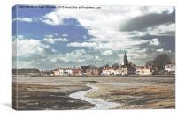 Bosham, Chichester Harbour, Sussex, Canvas Print