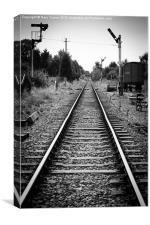 Rails at Bosworth Field