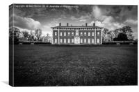 Beningbrough Hall, Canvas Print