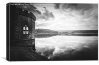 Langsett Dam, Canvas Print