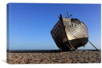 Dungeness RX 435, Canvas Print
