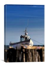 Dungeness RX 410 Three Sisters, Canvas Print