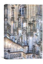 Bern Munster, Canvas Print