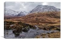 Fairy Pools, Canvas Print