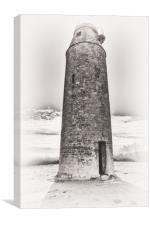 Montacute Tower , Canvas Print
