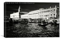 Venice San Zaccaria, Canvas Print